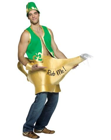 Rub My Genie